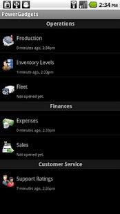 PowerGadgets Mobile- screenshot thumbnail