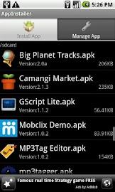 AppInstaller Screenshot 1