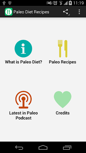 Paleo Diet Recipes Free Plan