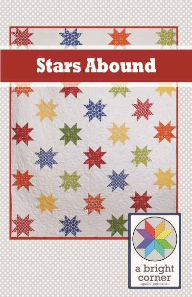 Stars Abound Quilt Pattern