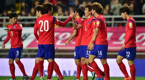Asian Football World Cup Qualifiers 16