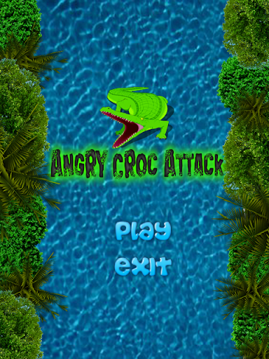 Angry Croc Attack