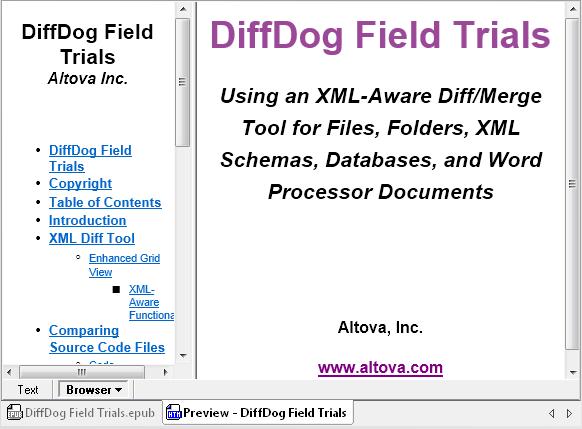 diff merge tool Archives - Altova Blog