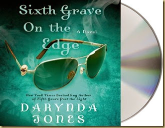 Sixth Grave on the Edge cover