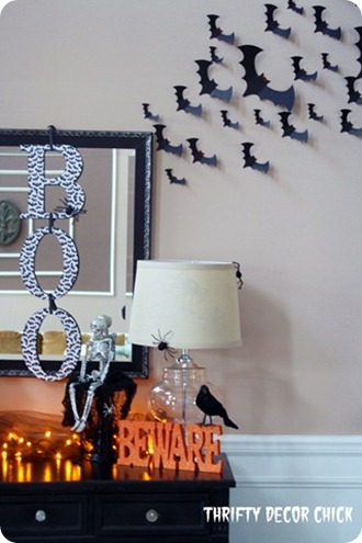 paper halloween bat cut outs