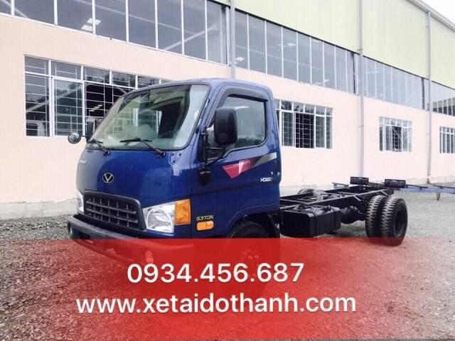 Ô tô tải HD120s Đô Thành tải trọng 8.5 tấn, tổng tải 12 tấn cao nhất hiện nay