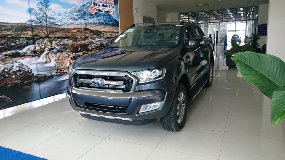 Đại lý xe ô tô Ford Sài Gòn 05
