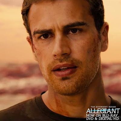 Those eyes tho FourCrushFriday Allegiant
