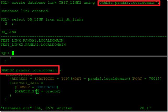Oracle Data Link trouble shooting | SQL Panda