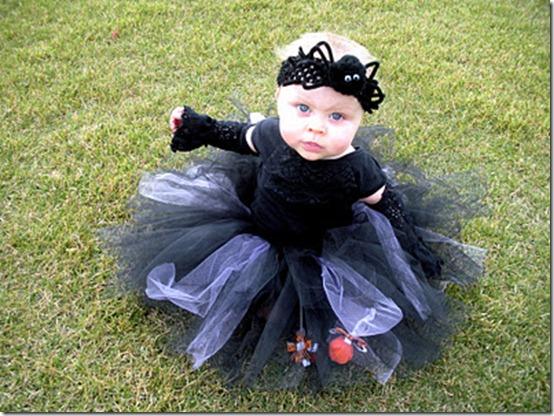 Hacer Diadema Arana Para Disfraz De Halloween Trato O Truco - Disfraz-de-araa-casero
