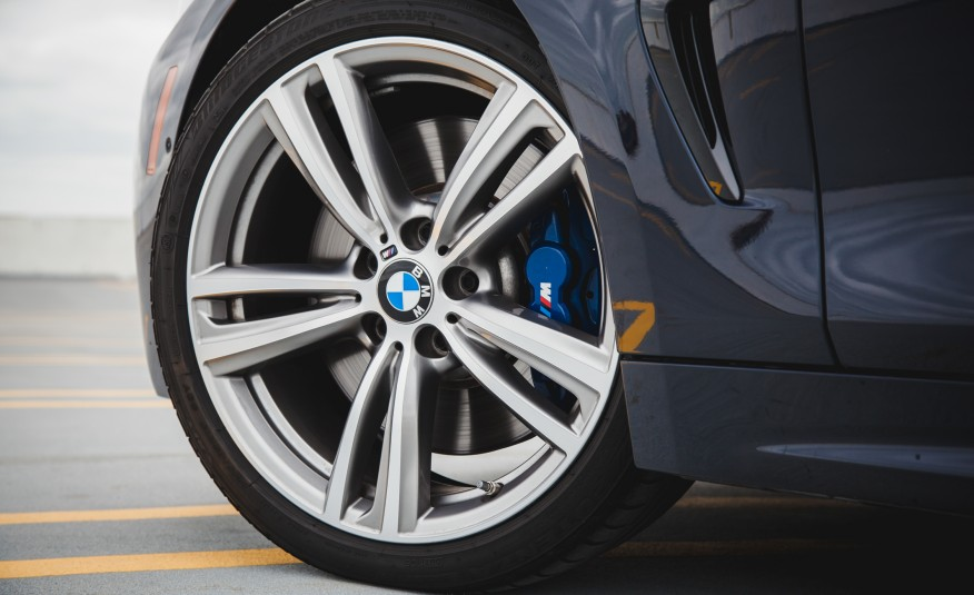 Xe BMW 420i Gran Coupe new model 03