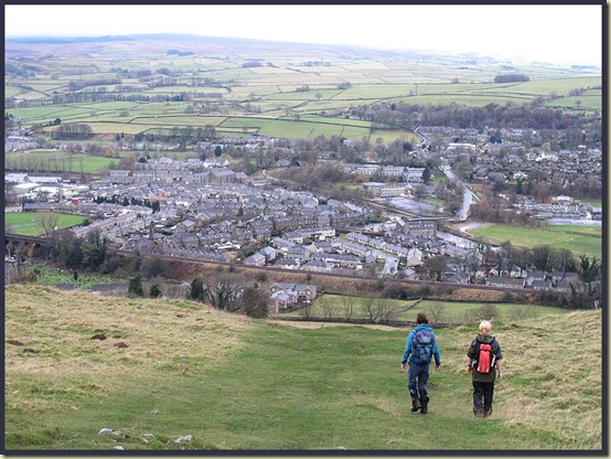 Descending to Settle