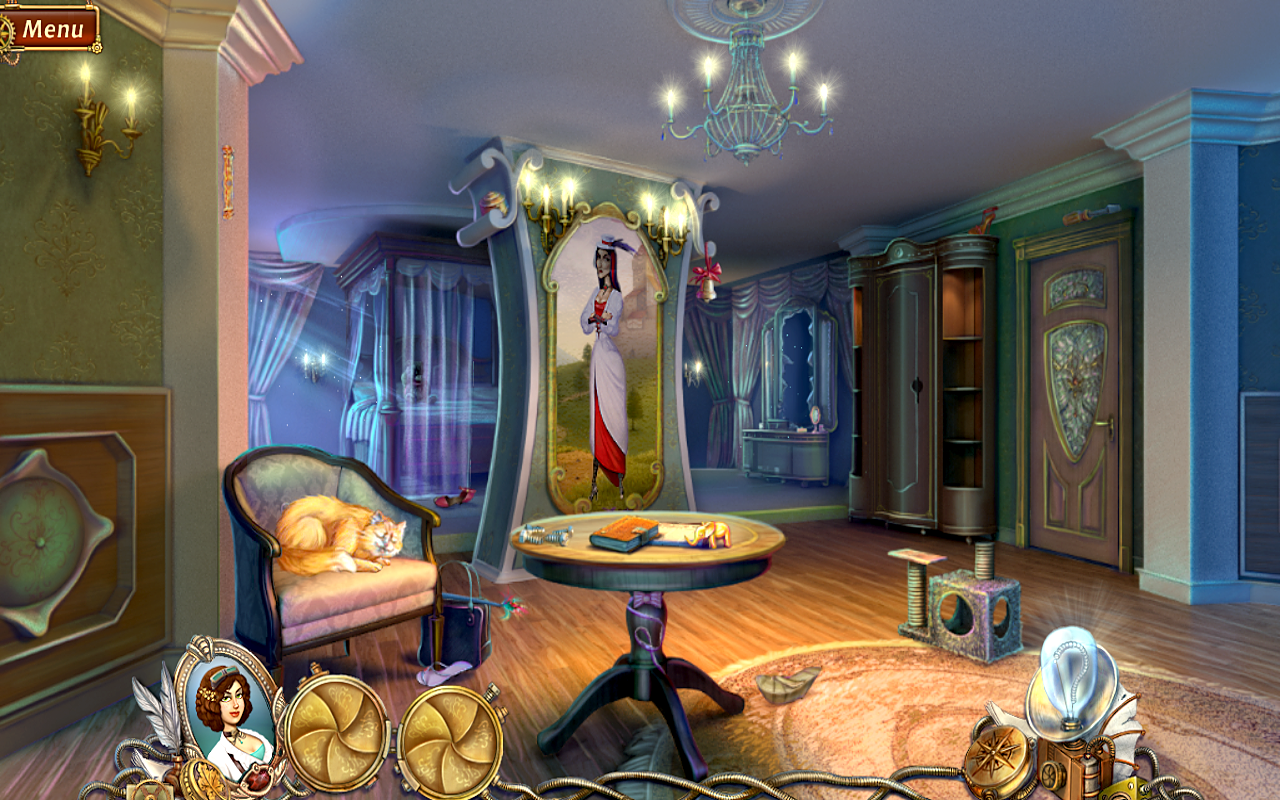 Snark Busters: High Society- screenshot