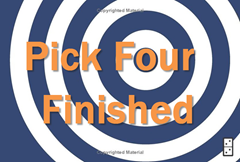Pick Four fisnished