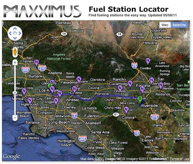 Top-Up' – The Maxximus 2000 LNG | ShowTimes Clean Fuel