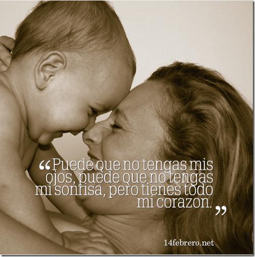 Frases Bonitas Para Hijos Adoptados Frases Amor Imagenes Y