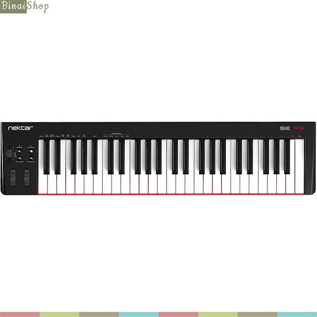 Nektar SE49 - Đàn MIDI Controller Keyboard
