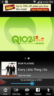 Q102.1 The Beat of the Bay- screenshot thumbnail