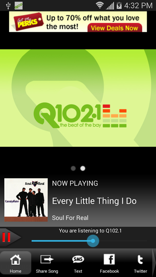 Q102.1 The Beat of the Bay- screenshot