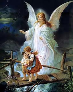 Các vị thiên thần bản mệnh có đọc được suy nghĩ của chúng ta không?