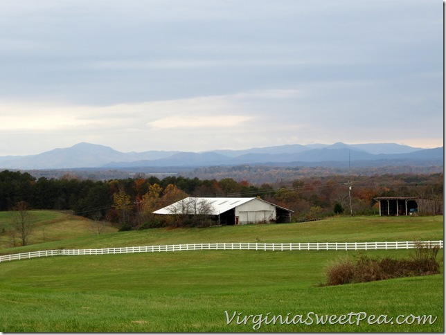 Bedford County Mountains