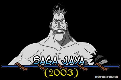 One Piece - Saga Jaya