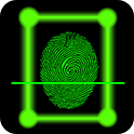 Fingerprint Scanner, Mood Scan icon