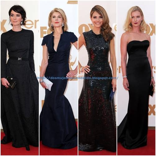 Emmy Awards-black