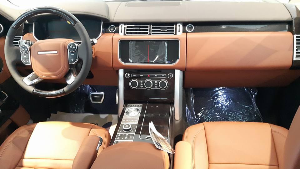 Nội thất xe Land Rover Range Rover SV Autobiograp 04
