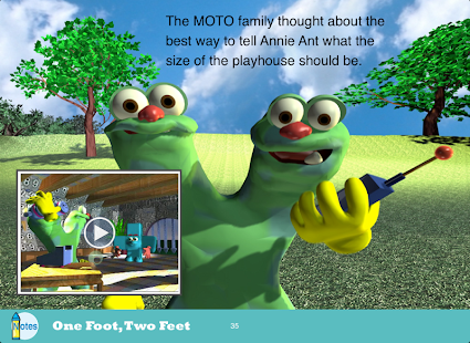 One Foot, Two Feet: Measuring - screenshot thumbnail
