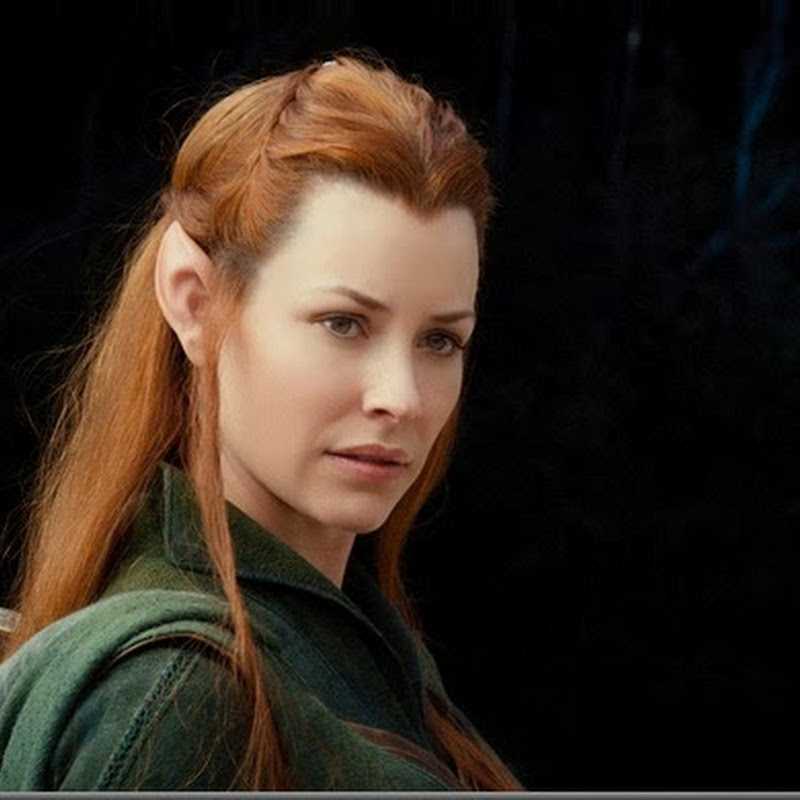 "Post ""Lost,"" Evangeline Lilly Stars in ""The Hobbit: The Desolation of Smaug"""