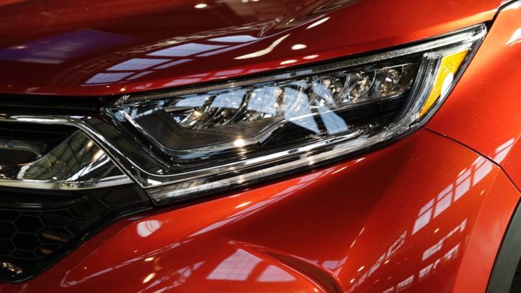 Xe ô tô Honda CR V 016