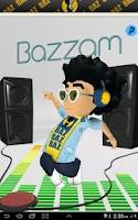 Screenshot of miniBAZ