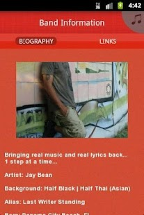 Jay Bean - screenshot thumbnail