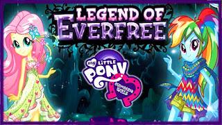 Hình Ảnh My Little Pony Equestria Girls: Legend of Everfree