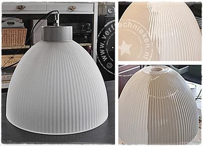 Verftechniek Industriele Lamp Verftechnieken