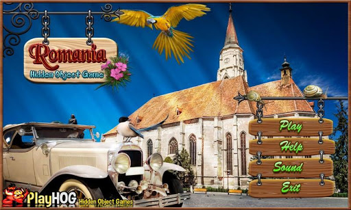 Romania - Free Hidden Objects