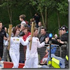 BikeWise 2012 - Olympic Torch