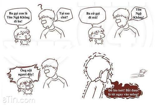 Con gái ranh như quỷ _