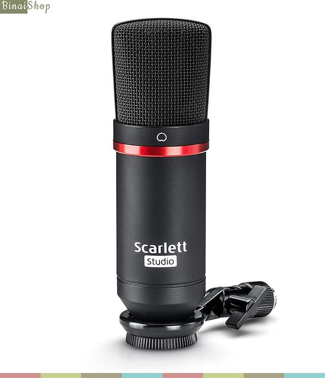 Scarlett 2i2 Gen 2 Studio