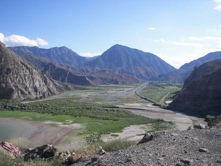 Obiective turistice Turcia: valea Tortum