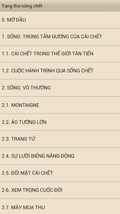 Tang thu kinh Phat giao phap - screenshot