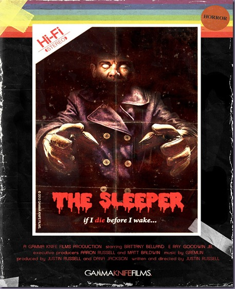 The Sleeper_VHS Cover