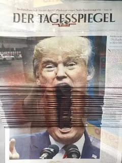 Liên tục bị bôi nhọ, vì sao tổng thống Trump không làm gì được báo chí Mỹ?