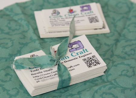 Fabric Business Cards (1)