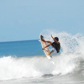 by Aditya Maulana - Sports & Fitness Surfing
