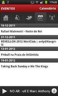 Rádio Atlântida- screenshot thumbnail