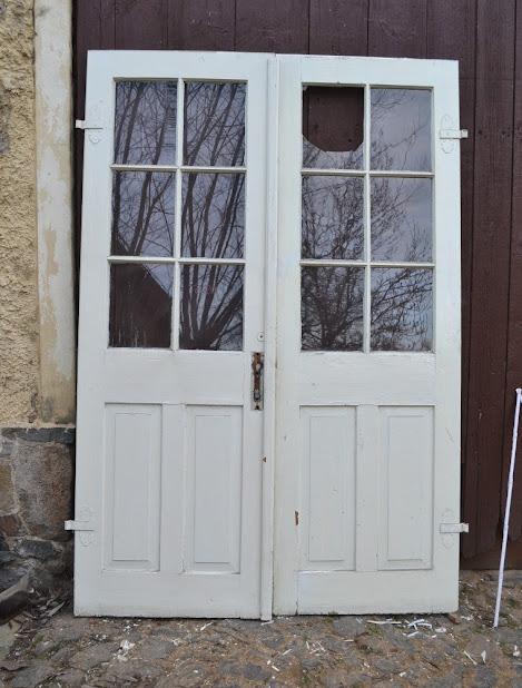 2 fl glige t r mit glaseinsatz 2 30 1 53 inkl versand ebay. Black Bedroom Furniture Sets. Home Design Ideas