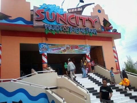 Suncity Madiun, Mandi Matahari di Tengah Kota