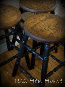 French stools